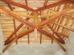 Roof Structure, Tres Palmas